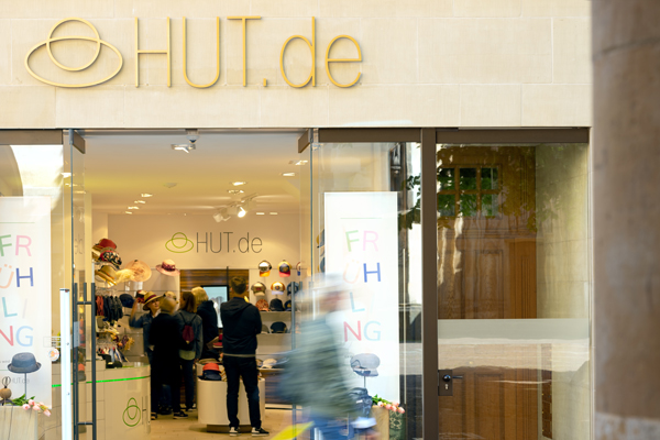 Hut.de Store Münster